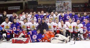 Шампиони по хокей на лед