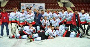 хокейни шампиони
