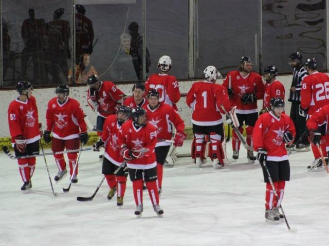 първенство по хокей на лед