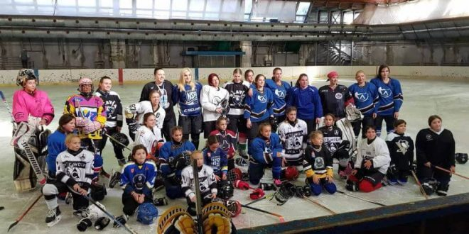 2017 World Girls' Ice Hockey Weekend