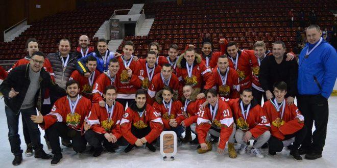 България спечели бронзов медал от Световното първенство за младежи до 20 г проведено в София