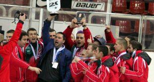 медал по хокей на лед