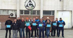 Лицензиране на българските треньори по хокей на лед